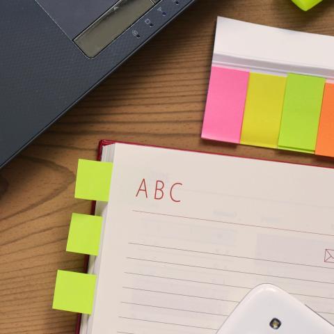 Tilrettelæg din studietid - få 4 gode råd